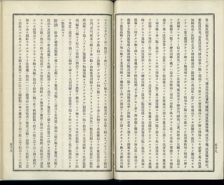 第二回水産博覧会審査概評:図書...