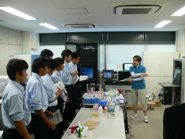 徳島 高校 科学 技術