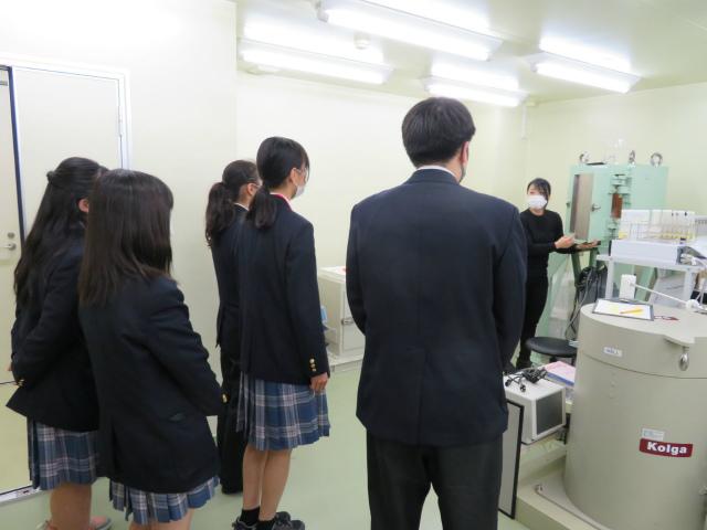 総合 高校 金沢 施設紹介 学校紹介 金沢高等学校