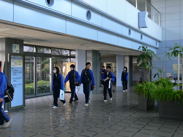 横須賀市立追浜中学校
